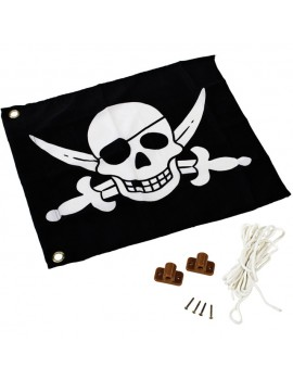 Flag and Hoisting System PIRATE